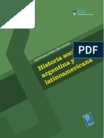 Historia Social Argentina y Latinoamericana P.funes-Maria Pia Lopez
