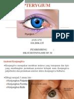 Referat Pterygium Jae
