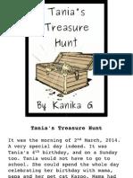 Tania's Treasure Hunt