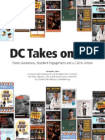 DC Takes on HIV Public Awareness Resident Engagement and a Call to Action