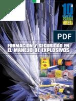Formacion Seguridad Manejo Explosivos