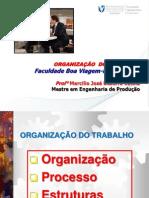Organização Do Trabalho Fbv 1