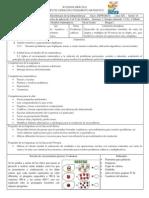 Planeacion Matematicas TERCERO