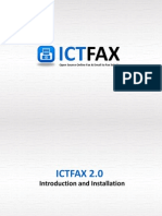 ICTFAX - Open source FoIP server software
