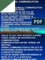 Technical Communication (2)