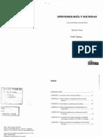 Follari, R. - Epistemología y Sociedad
