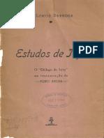 Lemos Barbosa (1944) Estudos TUPi