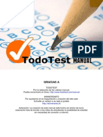 Manual Todotest PDF