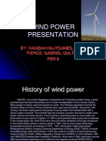 Wind Power Presentation