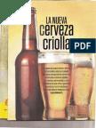 Cerveza Criolla fabricada en Venezuela