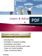 Loans n advances