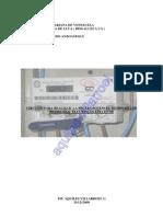 Circuito Para La Prueba Potencia Tiempo de Los Medidores Electricos Estaticos