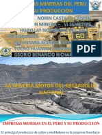 EMPRESAS MINERAS DEL PERU.pptx