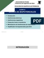 Medida de Biopotenciales