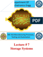 Lec # 7 Storage Systems