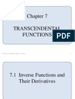 7.1_Inverse_Functions_and_Their_Derivatives ‫(2)‬