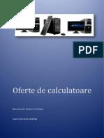 Oferte de Calculatoare (1)