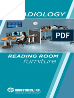 Radiology Reading Room Furniture-Catalog