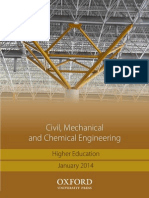 Civil Mech and Chem Engineering Catalogue