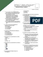 Examen Powert Point - 2014
