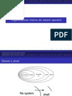 Strutture dati sistemi operativi