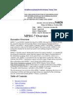 Estándar MPEG-7
