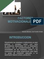 FACTORES MOTIVACIONALES ok