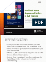 2014 Profiles Buyers and Sellers Subregions