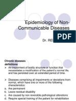 Non Communicable Epi