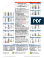 2014 - 2015  calendar revised 4 8 14