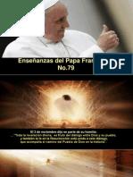 Enseñanzas Del Papa Francisco - Nº 79