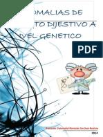 Anomalias a Nivel Genetico