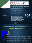 Aud. Tributaria - Aud. Operativa de Ingresos