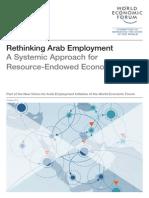 WEF_MENA14_RethinkingArabEmployment