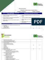 Plano de Curso - Técnico Integrado Em Eletromecânica V4