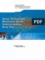 Spray Technology, Spraying Systems Co