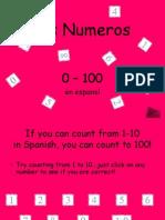 los numeros 1-100 converted