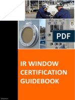 IR Window - Certification Guidebook