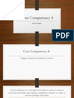 core competency 4