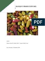 Manual Del Manejo y Producción Del Cacaotero