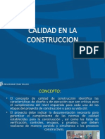 Calida en La Construccion