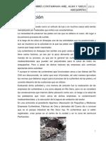 Contaminación por Curtiembre Arequipa