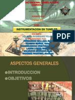 Expo. Tuneles Instrumentacion