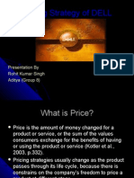 Pricing Strategy of DELL