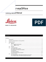 Surveyoffice Manual