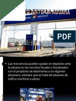 Deposito Ante La Aduana