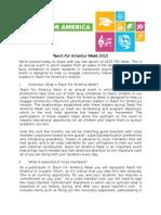 fy15 tfa week info statement