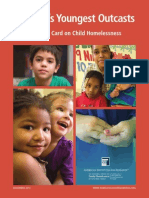 Homeless Children in America One In Thirty