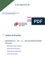 Curso Proyecto Ingenieria de Sistemas II - UTP