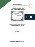 Programa Climatologia Ambiental Ultimo